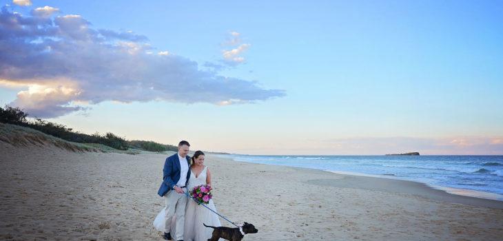 best beach wedding photographer